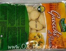 Gnocchi - noky - s omáčkou z nivy