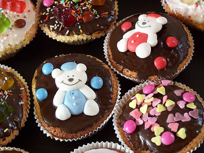 Jak nazdobit dort nebo zákusek