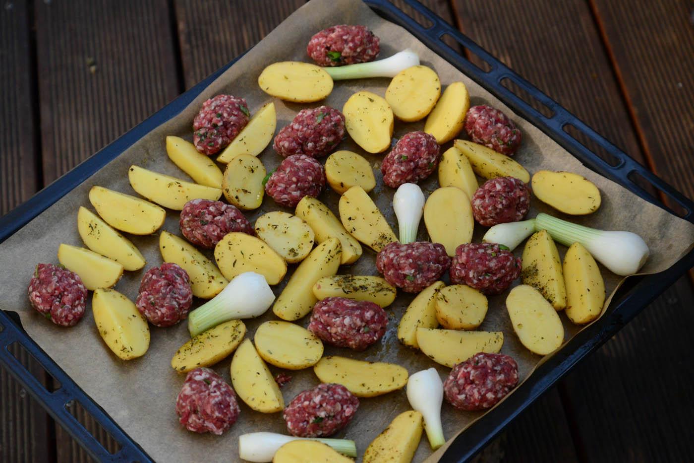 maso s brambory