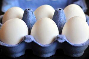 nakup vajec