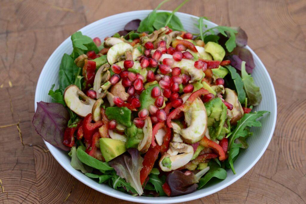 obedovy zeleninovy salat